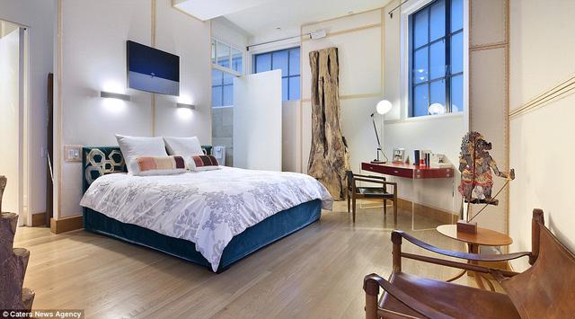Cặp hộ xinh đẹp 2 tầng này có 3 phòng ngủ, 3 phòng tắm