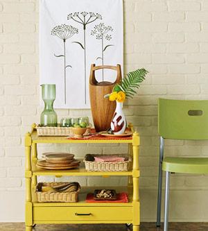 Giải pháp trang trí nội thất cho tường nhà 1