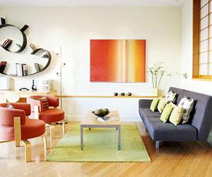 Giải pháp trang trí nội thất cho tường nhà 3
