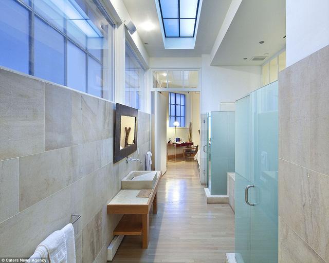 Keira Knightley rao bán ngôi nhà này từ năm 2009 với giá 8,4 triệu đô nhưng không tìm được khách