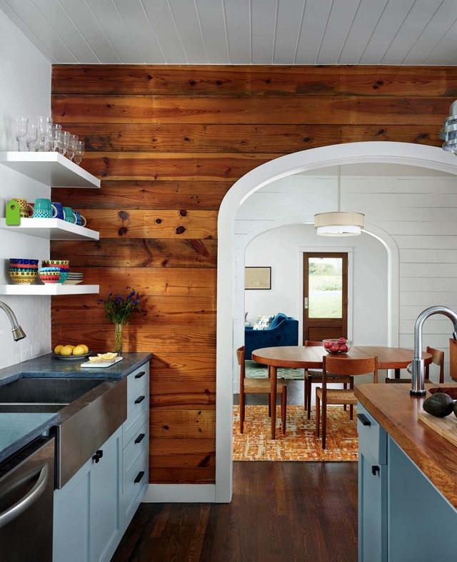 Không gian sống thân thiện với con người nhờ vào tấm ốp tường đẹp - hinh 3