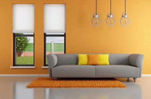 Theo lời khuyên của chuyên gia, bạn không nên dùng quá 3 màu trong một căn phòng