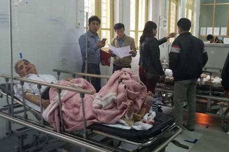 Vụ tai nạn ở Hà Nam Xác định danh tính các nạn nhân 2