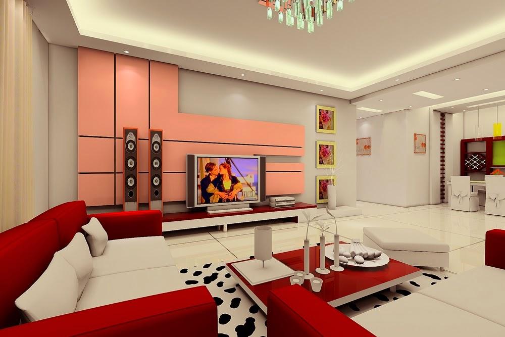 Việc sử dụng màu sắc đối lập tạo cho căn phòng vẻ hiện đại, cá tính nhưng bạn phải thật khéo léo trong việc kết hợp nhé